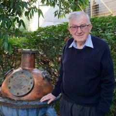 Emeritus Professor Edward White AM