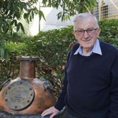 Emeritus Professor Edward White